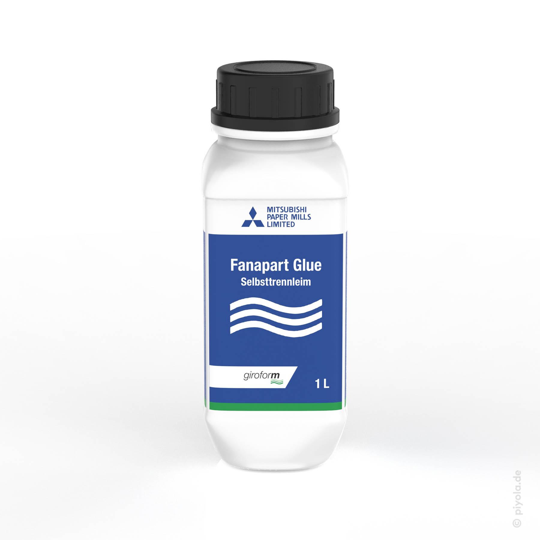 Packshot Verpackung Kunststoffflasche